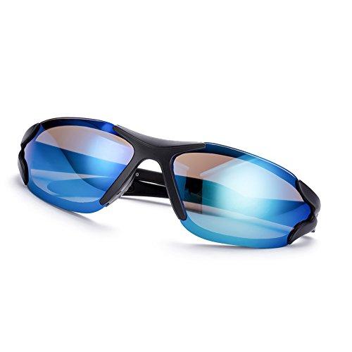 iLove EU Herren Damen Polarisierte Fahrradbrille - 2