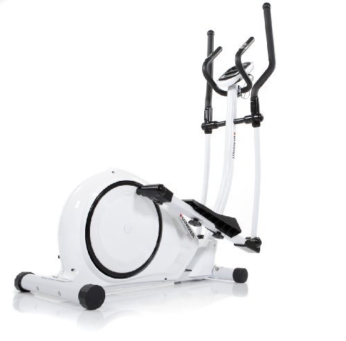 Hammer Crosstech XTR Programmable Cross Trainer - White/Black