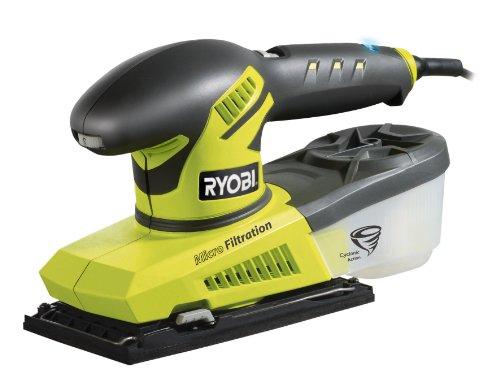 RYOBI Ess 280rv 280 Watt Schwingschleifer 1/3 Blatt