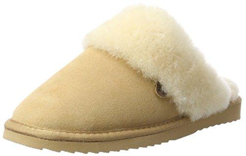 Pantofole Warmbat Signore Flurry Beige (pesca)