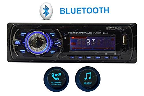 woodman wm-13 single din car stereo Woodman WM-13 Single Din Car Stereo 41uz9A0IH2L