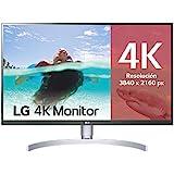 "LG 27UL850-W - Monitor 4K UHD de 68,6 cm (27"") con Panel IPS (3840 x 2160 píxeles, 16:9, 350 cd/m², sRGB >99%, 1000:1, 5 ms,"