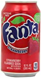 Product Image of Fanta Strawberry 355 ml (Pack of 12)