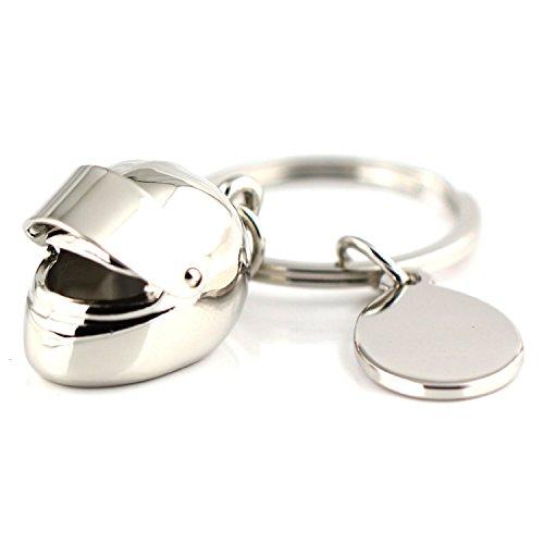 Preisvergleich Produktbild Maycom, 3D Scooter-Schlüsselanhänger mit Schlüsselring, 82503, Helmet, S