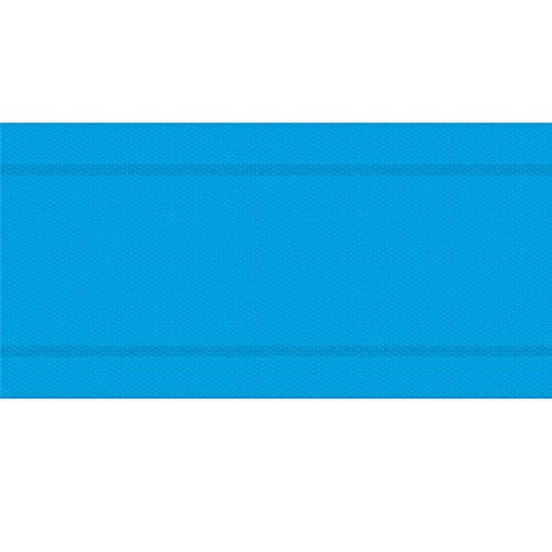 TecTake 800711 Pool Solarabdeckplane, schnellere Wassererwärmung & geringere Wasserverdunstung, rechteckig, blau - Diverse Größen - (3,66x7,32 m | Nr. 403105)