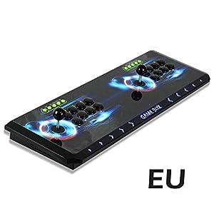 Anivia 1300 In 1 Moonlight Box 5S Arcade-Spiele, 2 Spieler Arcade-Spielekonsole, Double Arcade Joystick Angepasste Tasten, Pausenfunktion verfügbar, 1280 X 720P HDMI/VGA-Ausgang