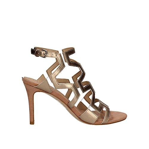 Guess  Cyarra, Damen Sandalen beige beige 39 EU, beige - beige - Größe: 35 EU