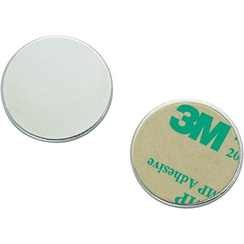 metal-disk-galvanized-double-sided-adhesive-tape-oe-30mm-x-2mm-quantity10-pieces