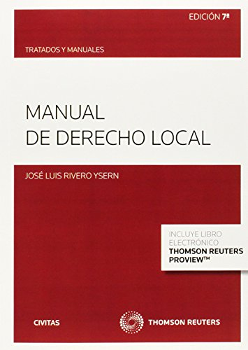 Manual de Derecho Local por From Editorial Aranzadi