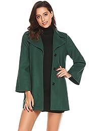 Amazon.es: mango ropa mujer chaquetas - Verde / Abrigos ...