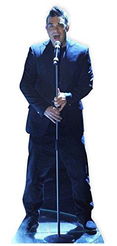 AmerTraders Robbie WilliamsLifesizePappausschnitt - 1.84m
