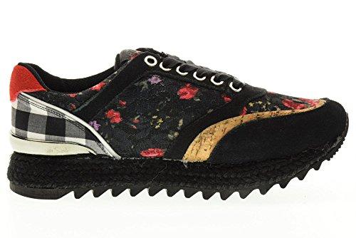 GIOSEPPO scarpe donna sneakers basse 40354-02 TIMBALE Nero