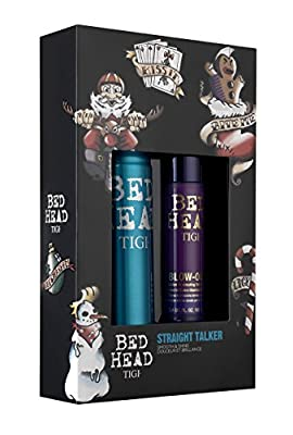 BED HEAD by TIGI Straight Talker Gift Set - low-cost UK light store.