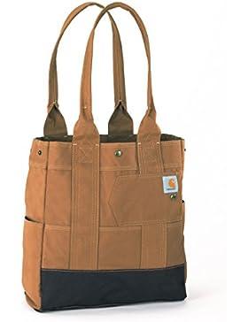 Carhartt Legacy Damen Handtasche Tote, braun, 13112102