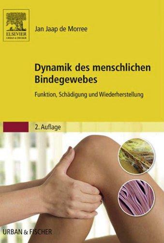 Dynamik des menschlichen Bindegewebes: Funktion, Schädigung und Wiederherstellung -