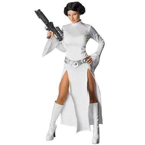 men Star Wars Kostüm Prinzessin Leia (Rubie Kostüm Co Star Wars)