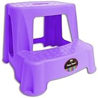Impressions Tritthocker für Kinder, mit 2 Stufen, Lila preisvergleich bei kinderzimmerdekopreise.eu