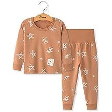 f111a28ac1025 Chickwing Ensemble de Pyjama Bébé Enfants Filles Garçons Pyjamas Set