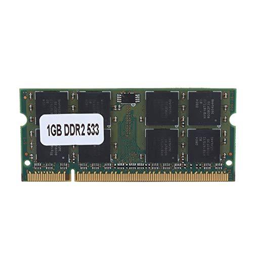Mugast DDR2 1GB 533 MHz Speicher,PC Speicher 1GB Ram Modul Board DDR2 PC2-4200 Laptop Speicher Verlustfreie Übertragung,Geeignet für Intel/AMD Motherboard Amd 1 Gb Notebook Ram