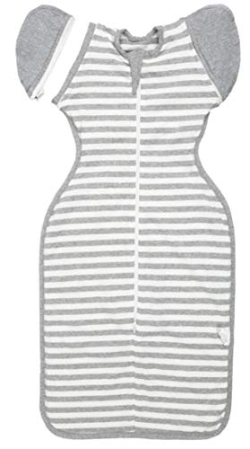 Baby Pucksack, Sommerschlafsack Baumwolle 0-12 Monate Baby-Schlaf Tasche 4 Jahreszeiten grundlegende Baby-Schlafsack - Vier Jahreszeiten Textilien
