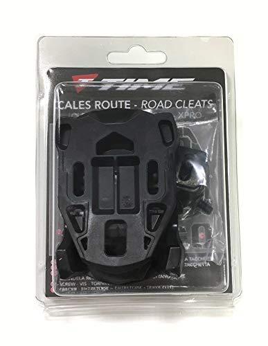 Time I Clic Cleat/X-Presso Crampons pour pédales de vélo Noir Noir n/a