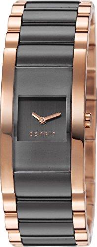 Esprit Damen-Armbanduhr Glaze Remix Analog Quarz