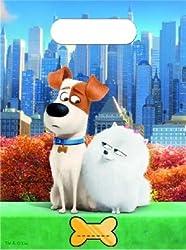 Hasbro 49784The Secret Life of Pets Deko Party Taschen