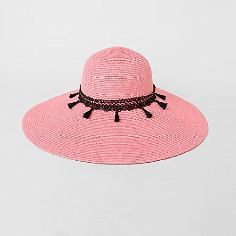 ... Cappello da Spiaggia Cappello da Spiaggia Cappello Donna da Sole  Cappello da Donna Cappello Cappello La ragazza elegante visiera pieghevole cappelli  di ... 2438fbb86dab