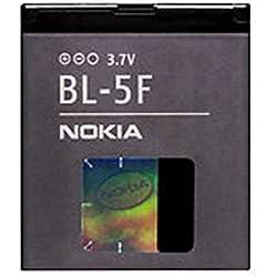 Original Housse Batterie Accu BL de 5F pour Nokia 6210N, 6290, 6710, E65, N93i, N95, N96
