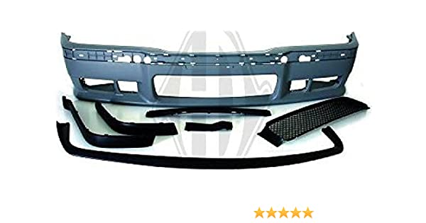 00610 europetuning PARE CHOCS ARRIERE LOOK M3 POUR SERIE 3 TYPE E36 1990-2000