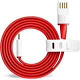 RGS TRADERS USB Type C Cable For Nubia Z11 Mini / Nubia Z11Mini / Nubia Z 11 Mini / Nubia Z Eleven Mini / Nubia Z11 Mini USB Type C Cable / USB Type-C Cable / USB Type C Charging Cable / USB Type C Data Cable / USB Type C Sync Cable / Original Genuine Cer