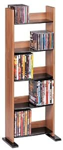 T'nB TRDV032565 Scenario Meuble 105 DVD Cerise/Noir