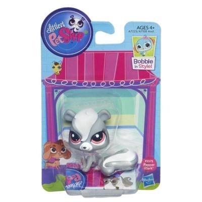 Littlest Pet Shop Pepper Clark Pet Skunk #3575 by Hasbro