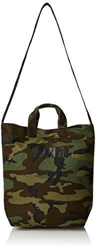 Camo Canvas Tote Bag (Vans DITCH DAY TOTE Strandtasche, 38 cm, Mehrfarbig (Camo))