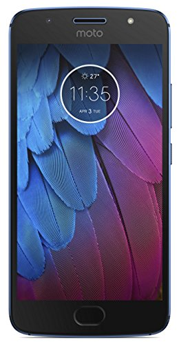 Moto G5s (Oxford Blue, 32GB)
