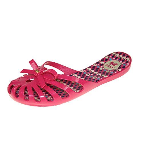 ZAXY Schuhe - Pantolette SUNDAY FEM - 81593 - pink Pink