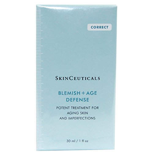 SkinCeuticals Correct Blemish Age Defense 30ml - Spf 50 Hat