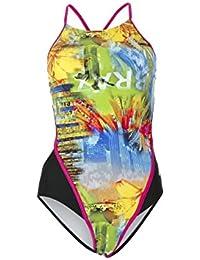 MP Michael Phelps Mujer Selaron parte trasera abierta Bañador, mujer, Selaron Open Back, Selaron Open Back