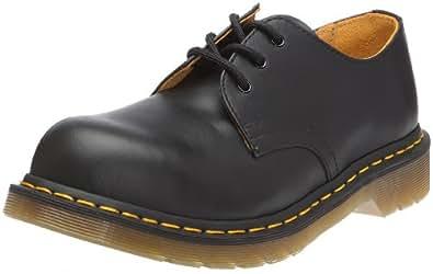 Dr. Martens 1925 5400, Chaussures de ville mixte adulte - Noir (Black Fine Haircell), 39 EU (6 UK)