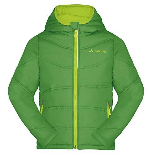 VAUDE Kinder Arctic Fox Jacket III Jacke, Parrot Green, 122/128 (Green Jackets Royal)
