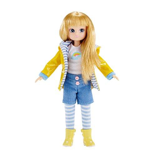 Puppe Lottie LT055 Muddy Puddles - Puppen Zubehör Kleidung Puppenhaus Spieleset - ab 3 (Kleider Feen Disney)