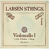 Larsen Strings - Cuerdas para violonchelo (4/4, tensi?n media)