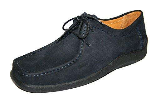 Ganter Senhoras Sapatos Baixos Sapatos Azul (o Mar)