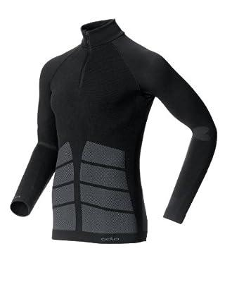 Odlo Evolution Warm Thermowäsche Zipp Longsleeve Shirt Men von Odlo - Outdoor Shop