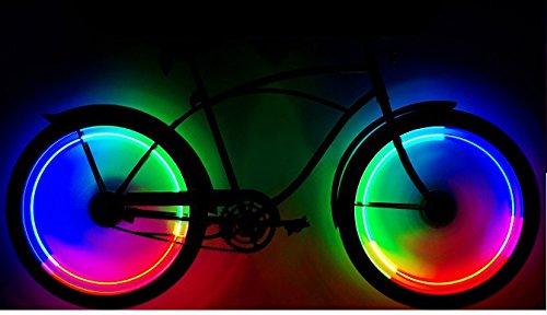 Rimfire - Tirelights - Felgenbeleuchtung LED Beleuchtung für Fahrräder