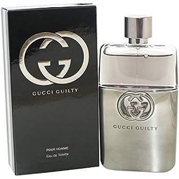 40c92435a Gucci Guilty Pour Homme Eau de Toilette - 90 ml: Amazon.co.uk ...