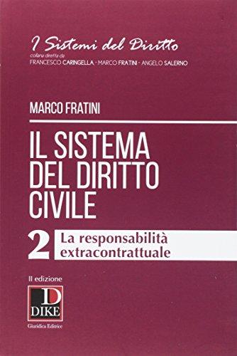 Il sistema del diritto civile: 2