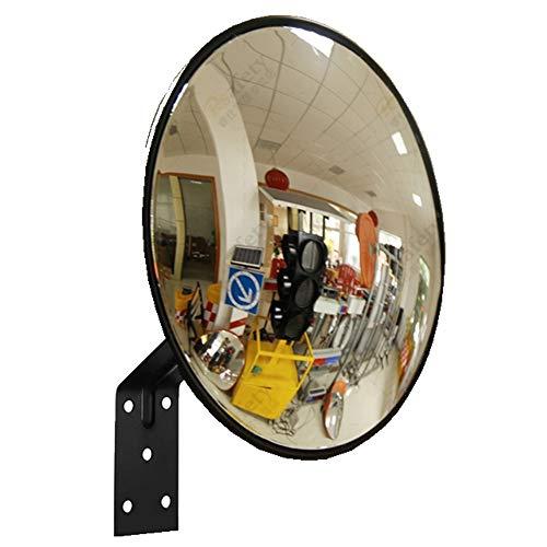 Espejo Convexo Exteriores para el Tr/áfico 30 cm Festnight