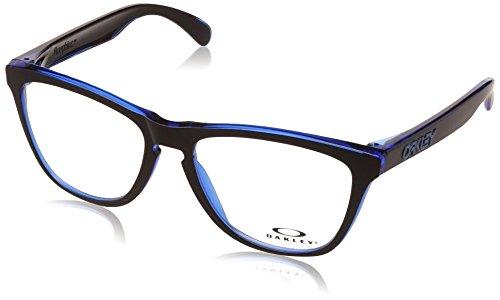 Ray-Ban Unisex-Erwachsene 0OX8131 Brillengestelle, Schwarz (Eclipse Blue), 55
