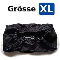 XL Größe PROFI Abdeckung Abdeckhaube für Seilwinden Schutzhülle Seilwinde Winde Winden Schutzhaube